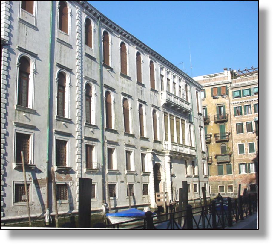 Palazzo Grimani Palazzo Grimani a Santa Maria