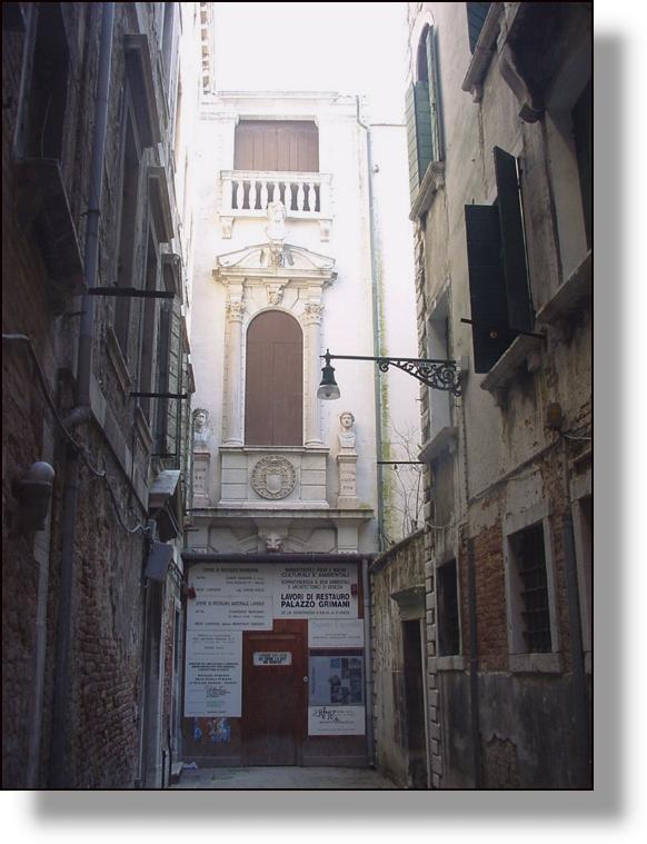 Palazzo Grimani a Santa Maria Formosa Palazzo Grimani a s Maria